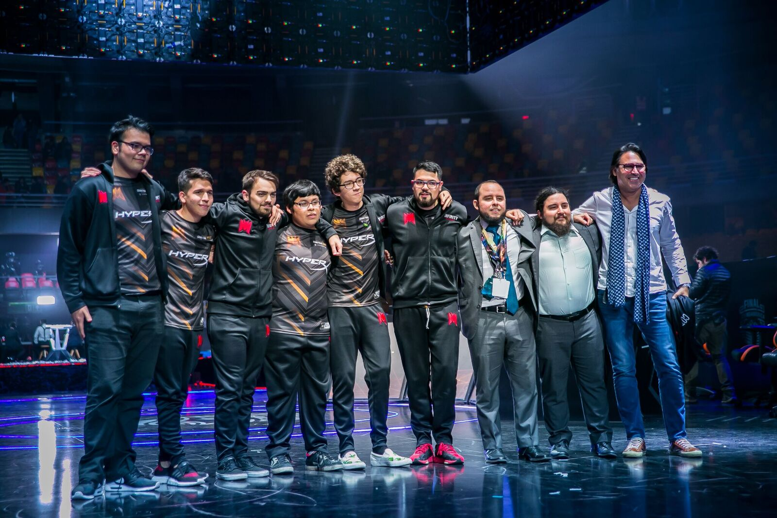Infinity Esports campeón en Final Latinoamérica Movistar