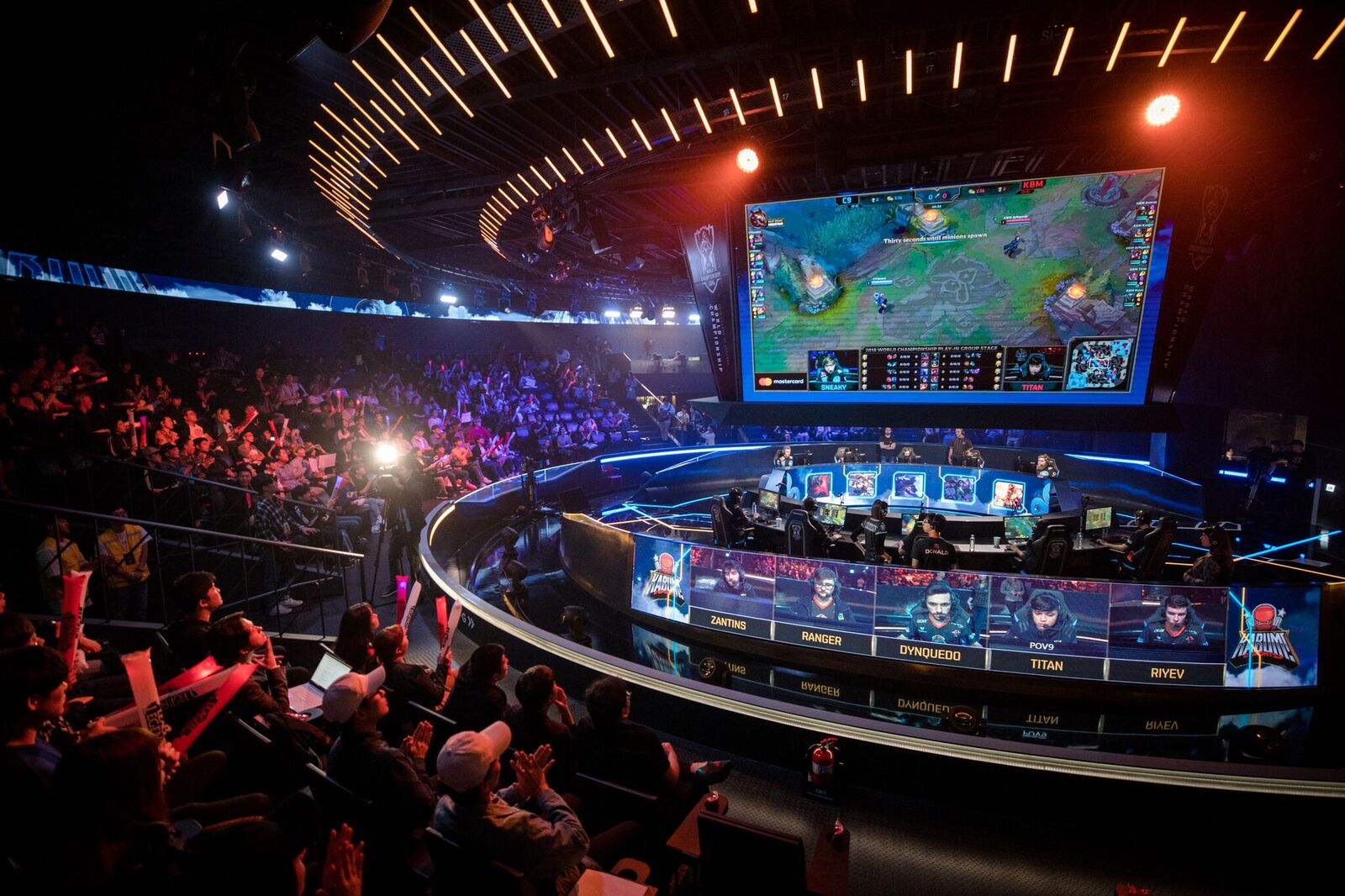 Fase de Play-In de Worlds de League of Legends 2018