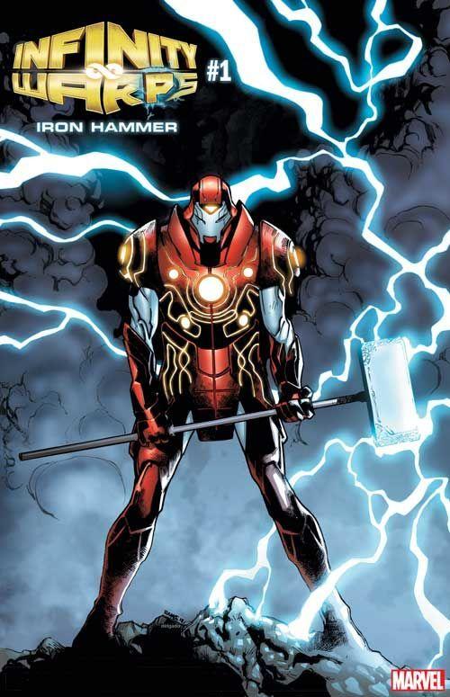 Iron Hammer #1