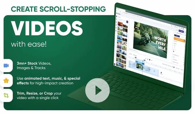 InVideo: tu mejor opción para editar videos en línea como un pro