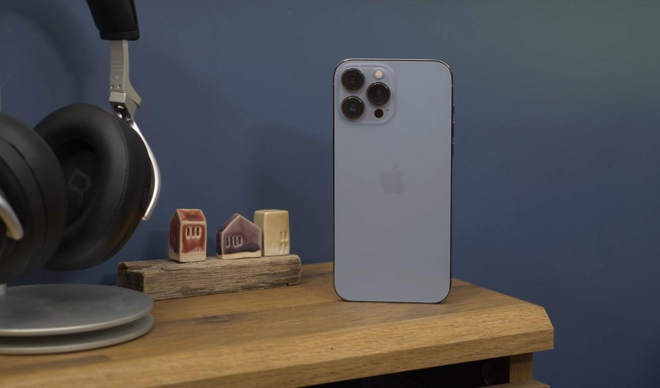 iPhone 13 Pro Max con Sistema de cámara dual más avanzado y chip A15 Bionic