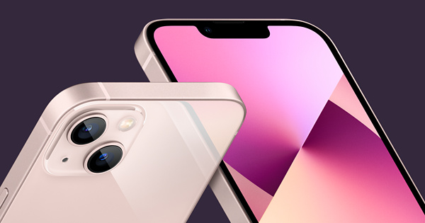 iPhone 13 y 13 Mini: ficha técnica