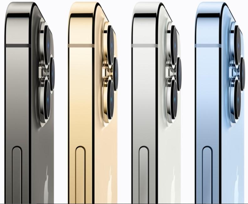 iOhone 13 Pro y 13 Pro Max con A15 Bionic y video cinematográfico
