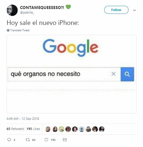 Los baratos nuevos iPhone