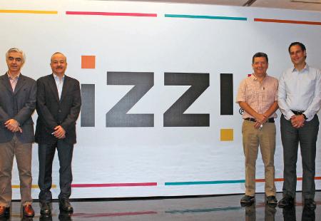 Directivos de Izzi Telecom