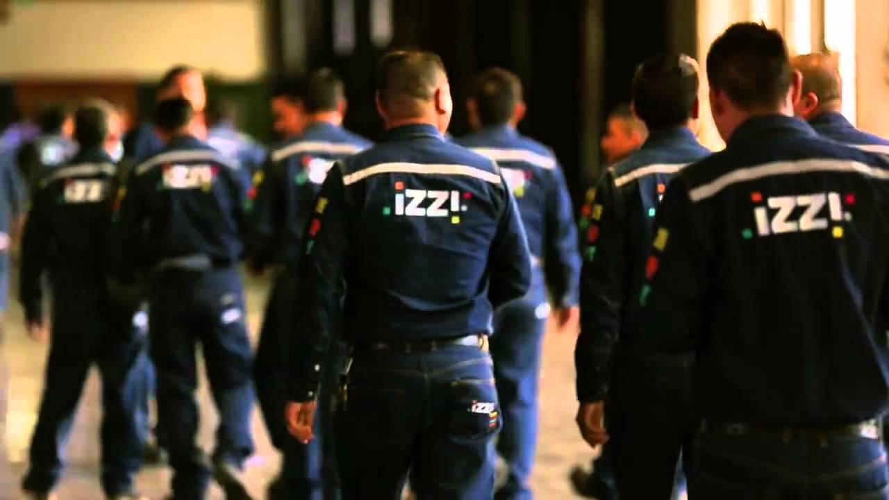 Equipo técnico de Izzi