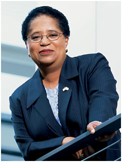 Dr Shirley Jackson
