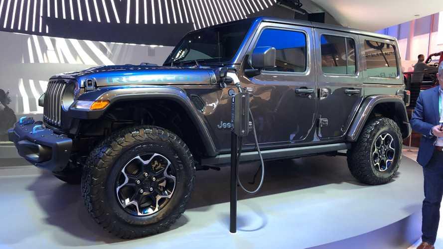 Jeep 4xe en la CES 2020