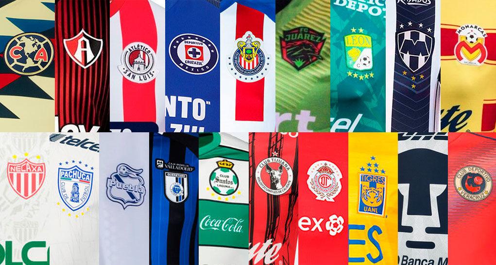 Productos de los equipos de la Liga MX