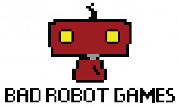 Logo Bad Robot Games