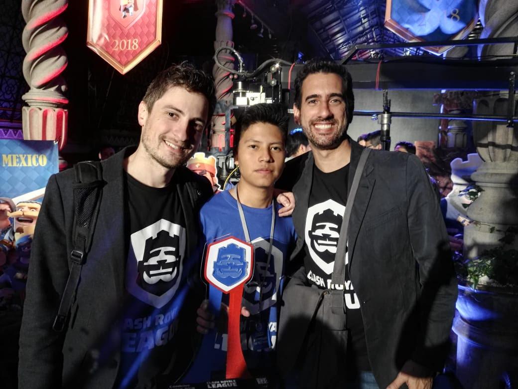 JohanLM, ganador Combine México, Clash Royale League