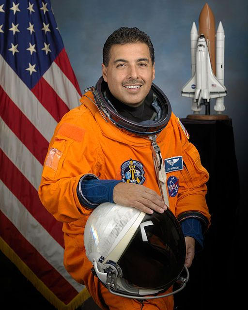 Astronauta José Hernández Moreno