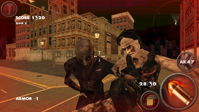 Juegos De Zombies Para Smartphones Pandaancha Mx