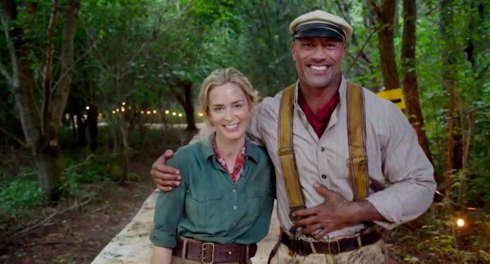 Jungle Cruise en las mejores presentaciones de D23 2019