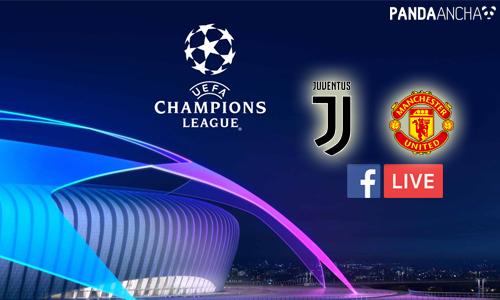 Juventus vs ManU en vivo por Facebook