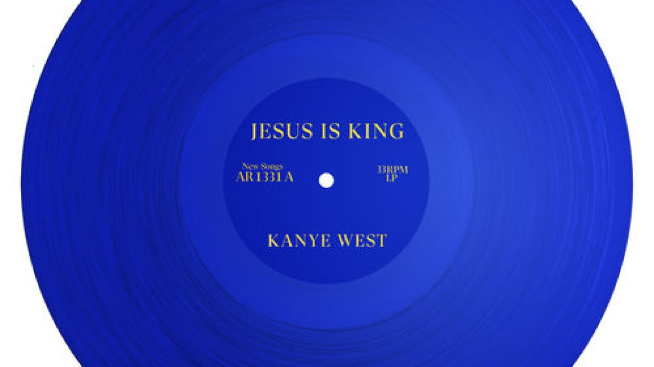 Kanye West - Jesus is King