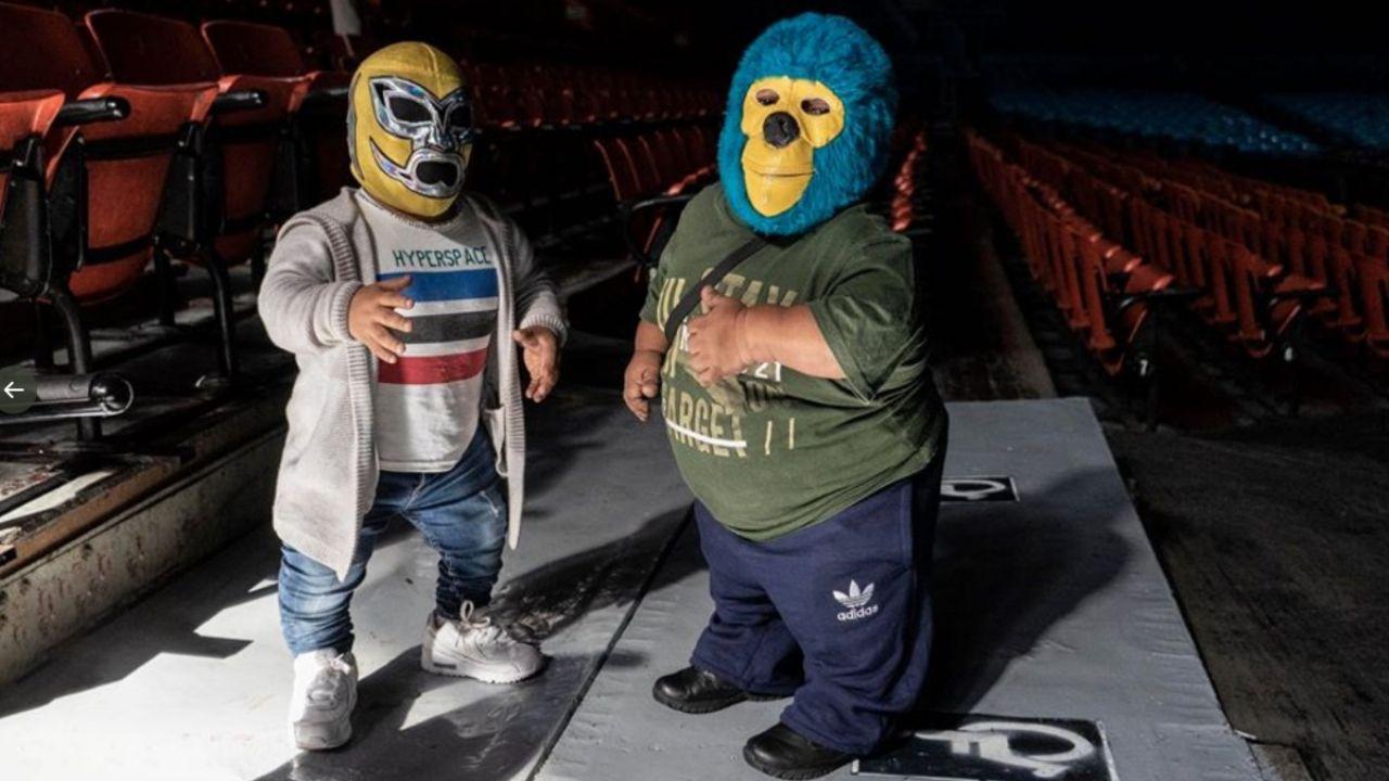 PUBG MOBILE y El CMLL presentan