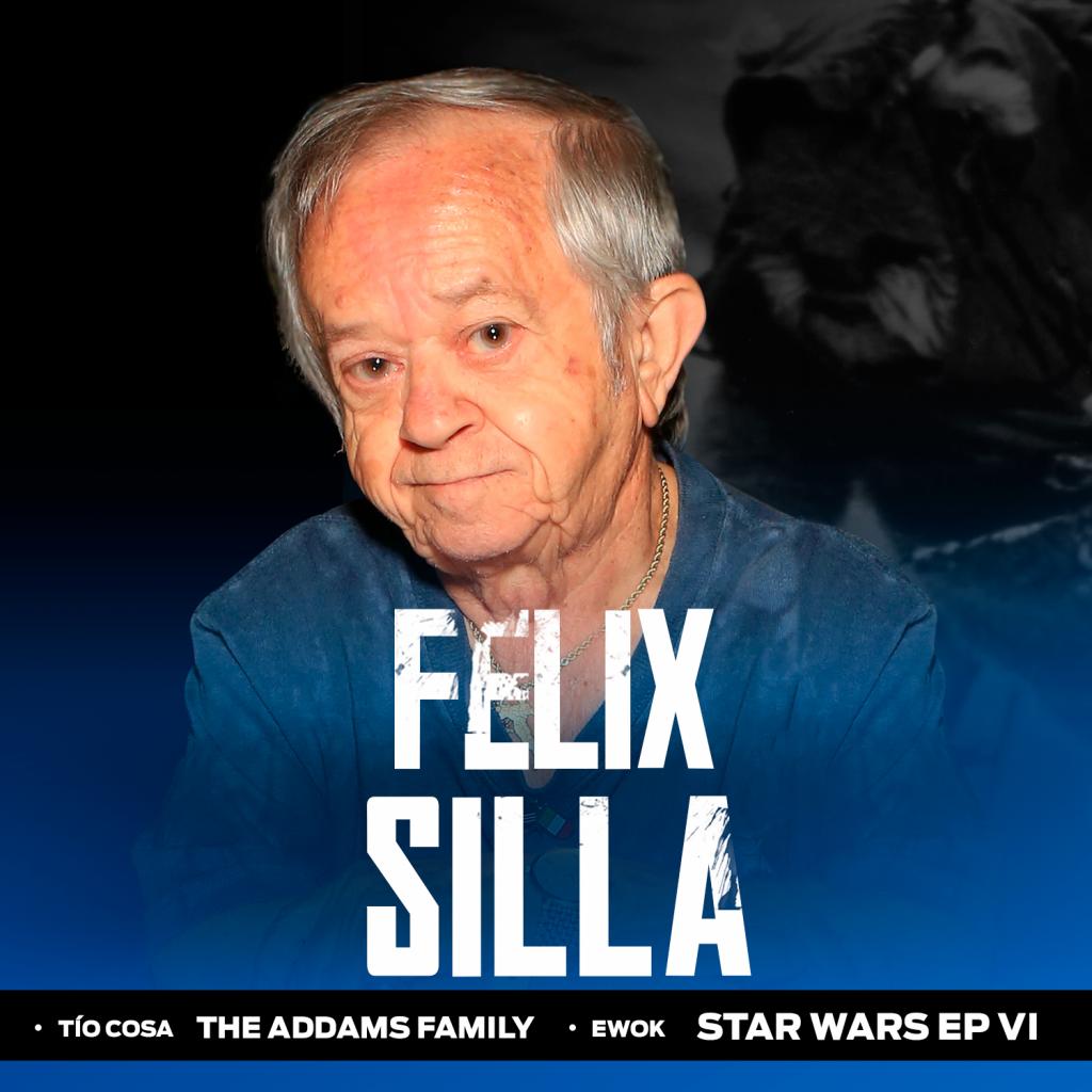 El actor Felix Silla en La Mole 2020