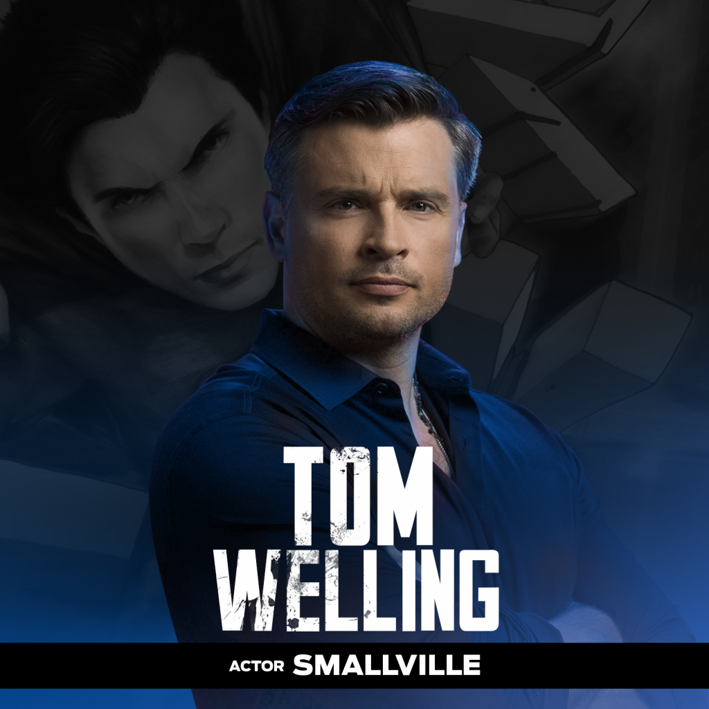 El actor Tom Welling, Superman de la serie Smallville, se une a La Mole 2020
