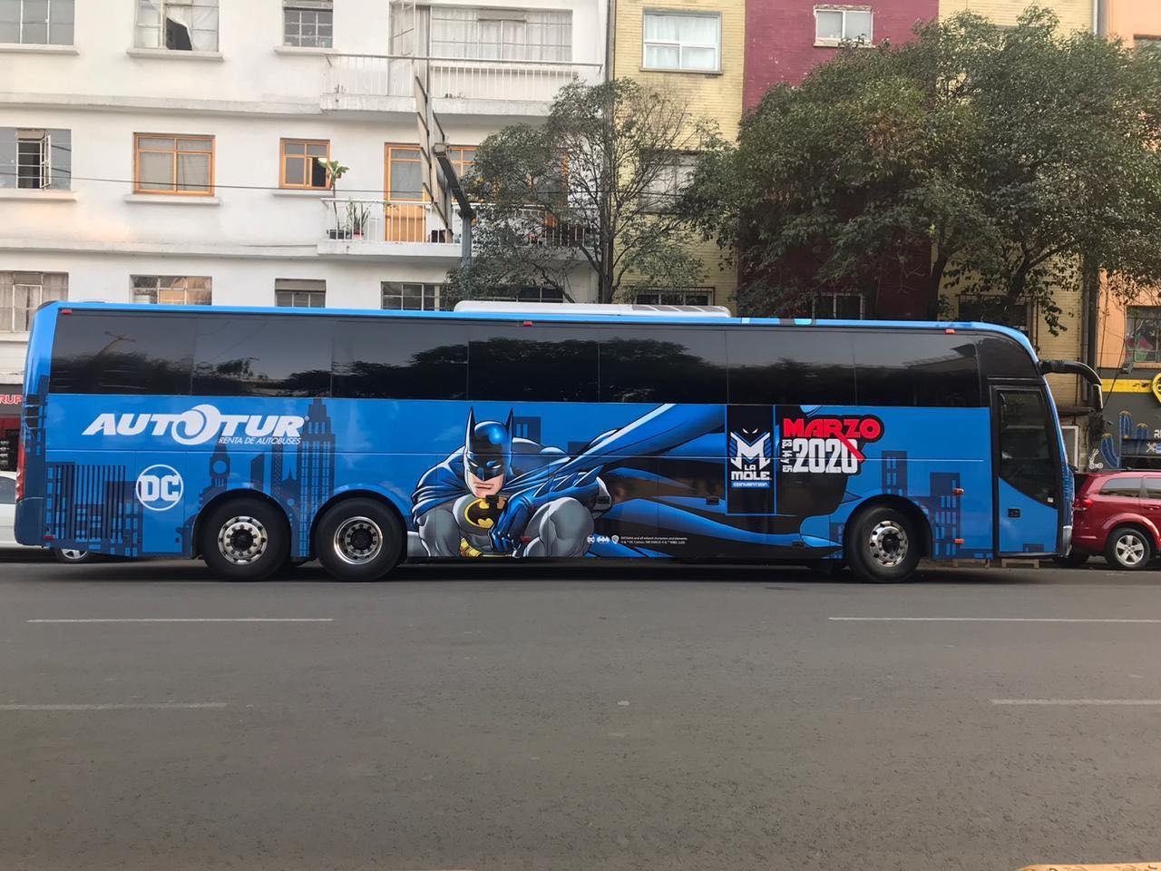 Mole Bus, el transporte gratuito para asistir a La Mole 2020