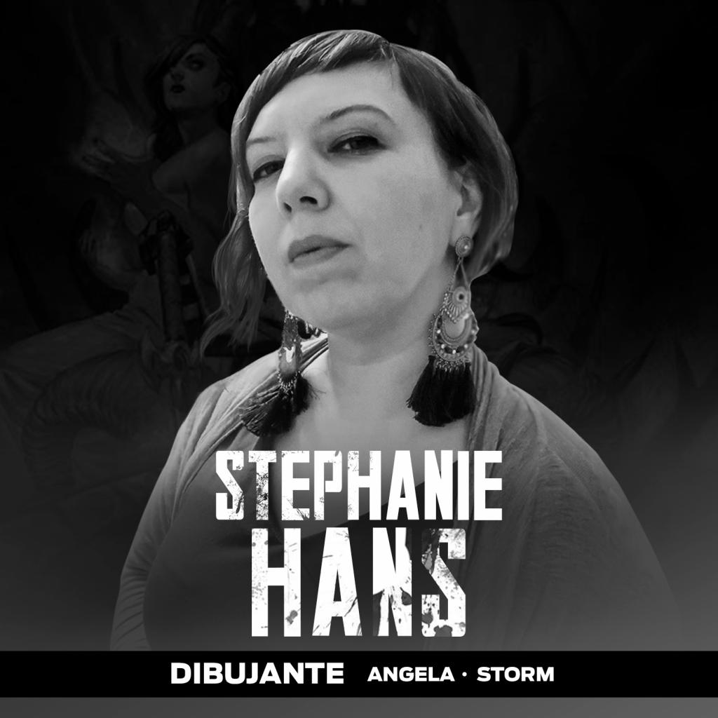La ilustradora Stephanie Hans cancela su visita a La Mole 2020.