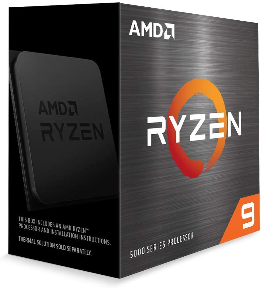 Ryzen 5950X