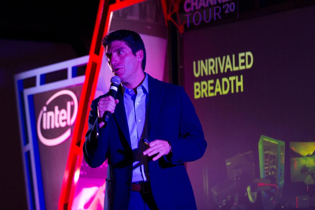Marco Jiménez, Director General de Lenovo México