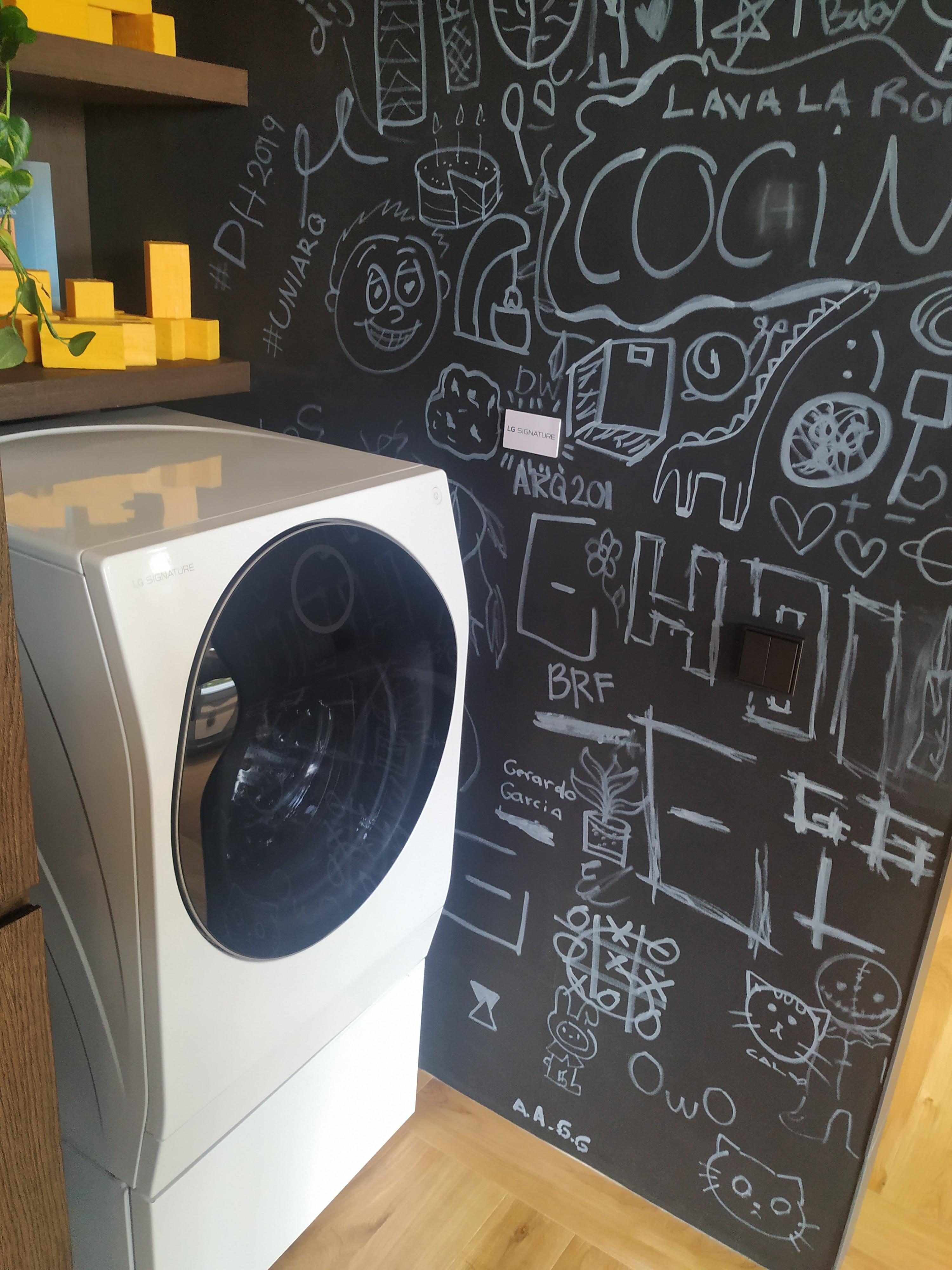 LG unió su tecnología a la Design Week Mexico de este año