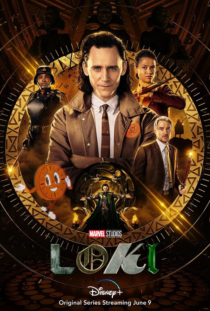 Loki Serie de Disney Plus: galería del elenco |PandaAncha.mx