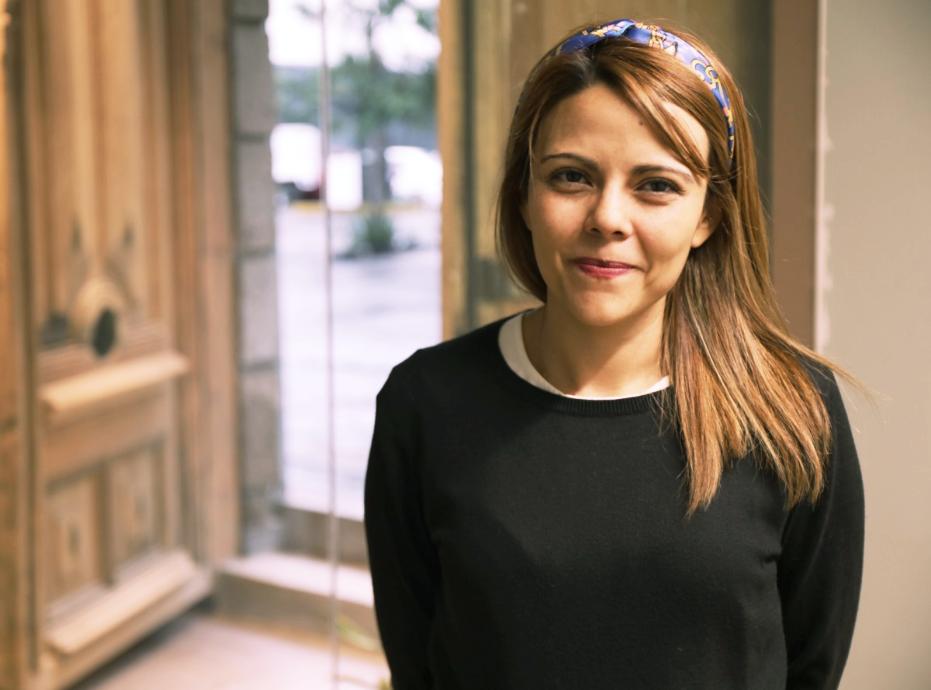Lilia García, Directora de Alianzas y PR de BEDU.