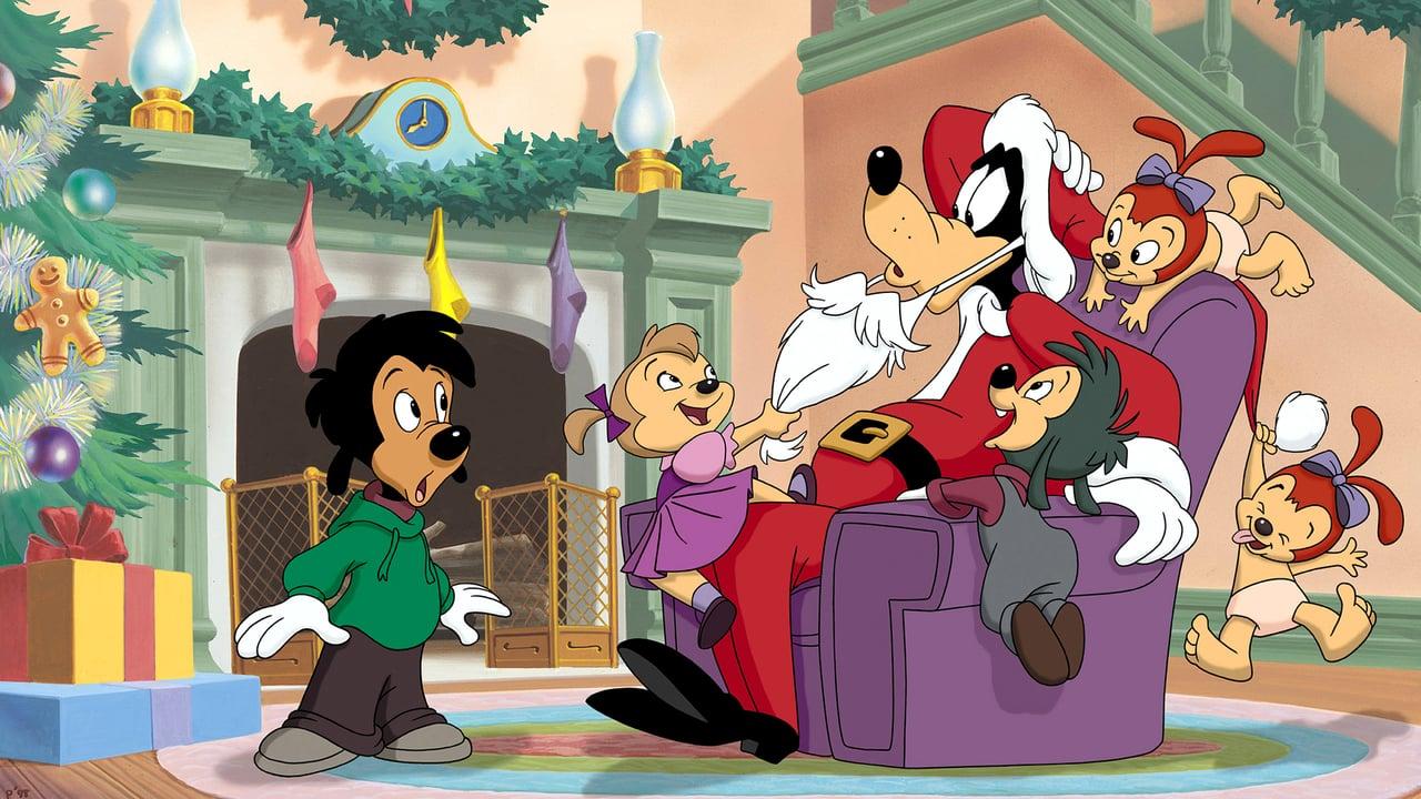 Mickey Celebra la Navidad