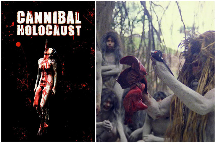 Cartelera Festival Macabro 2019 Cannibal holocaust