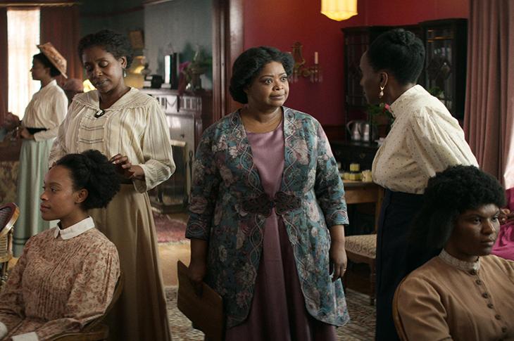 Madam C. J. Walker: Una mujer hecha a sí misma: Miniserie