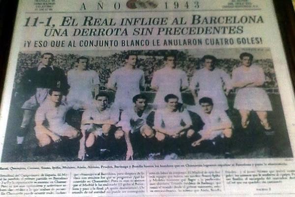 Las mayores goleadas en el futbol | PandaAncha.mx