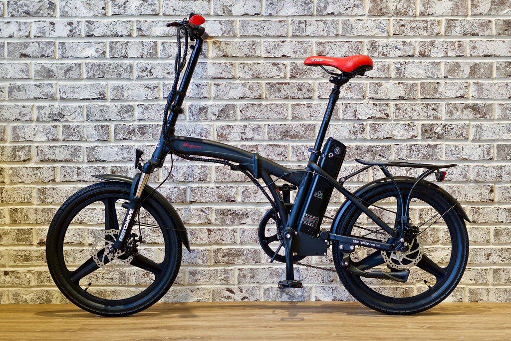 Gana una bici eléctrica con ZTE