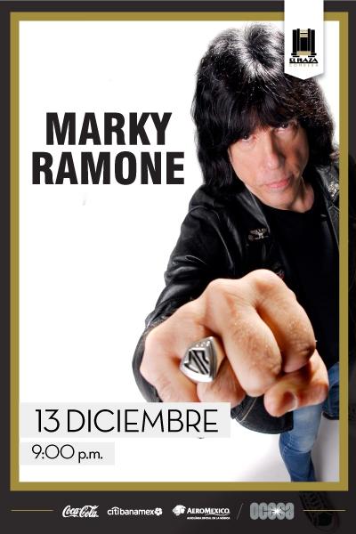 Marky Ramone en México