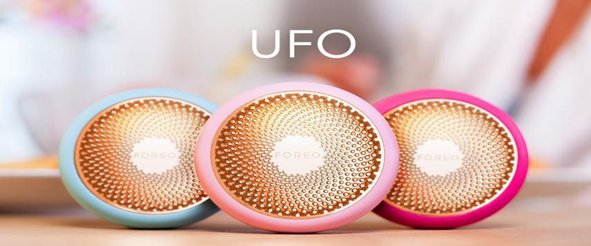 Mascarilla inteligente UFO de Foreo