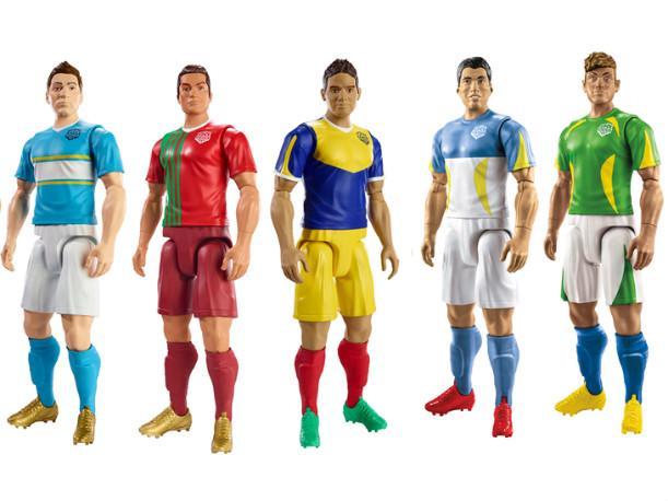 Figuras de acción, de lo más vendido durante el Mundial