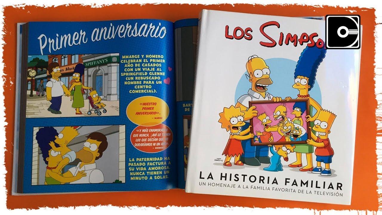 Los Simpson: La historia familiar. Edición 25 aniversario