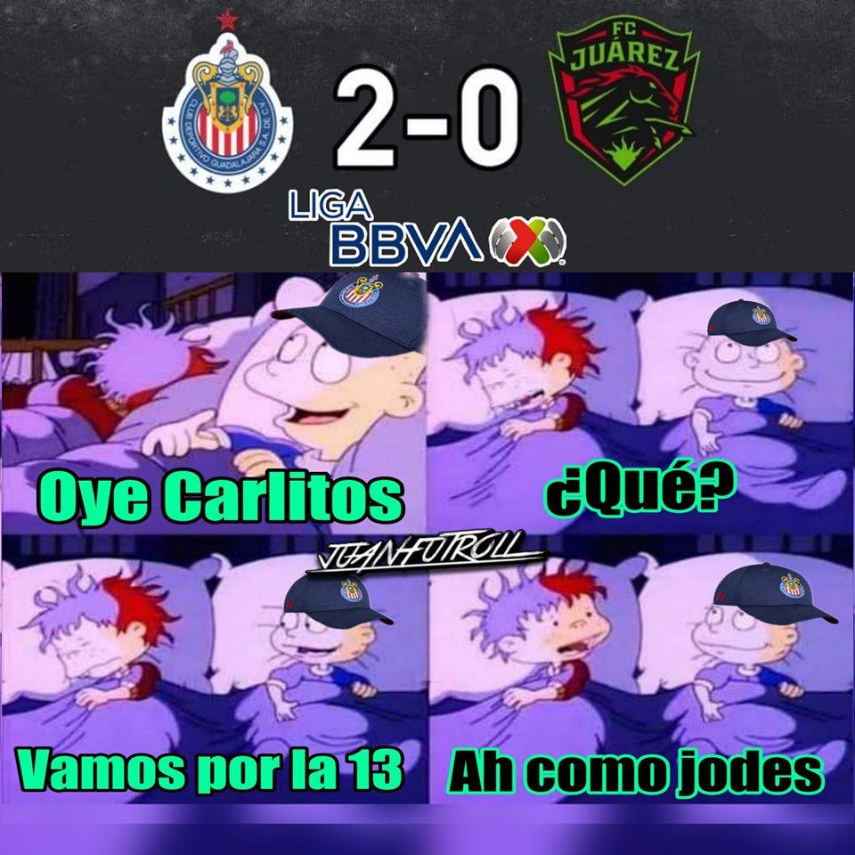 Memes de la Liga MX, Jornada 1l