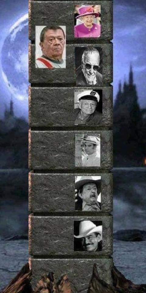 Meme muerte Stan Lee