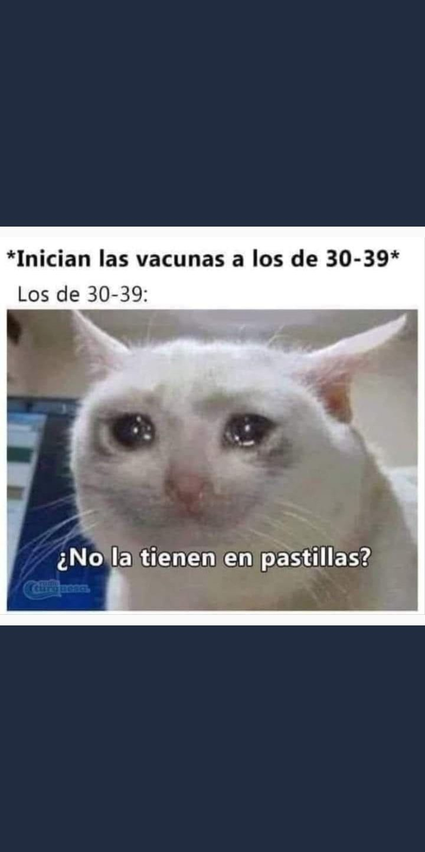 Memes de vacuna COVID-19