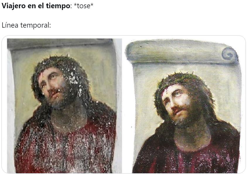 Memes del viajero en el tiempo