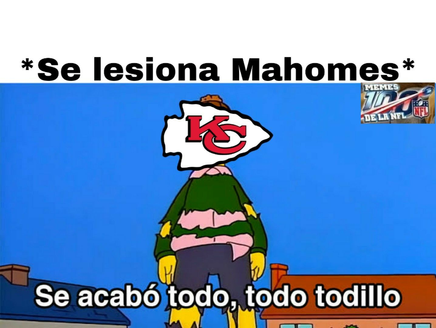 Memes de la NFL, Semana 7