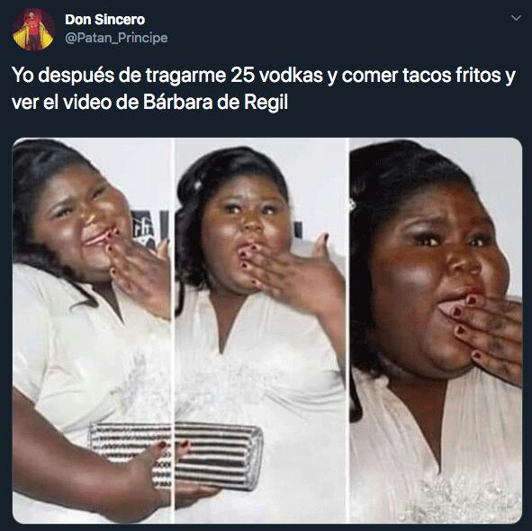 Memes de Bárbara Regil