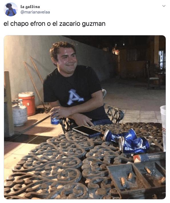 Memes de Chapoefron