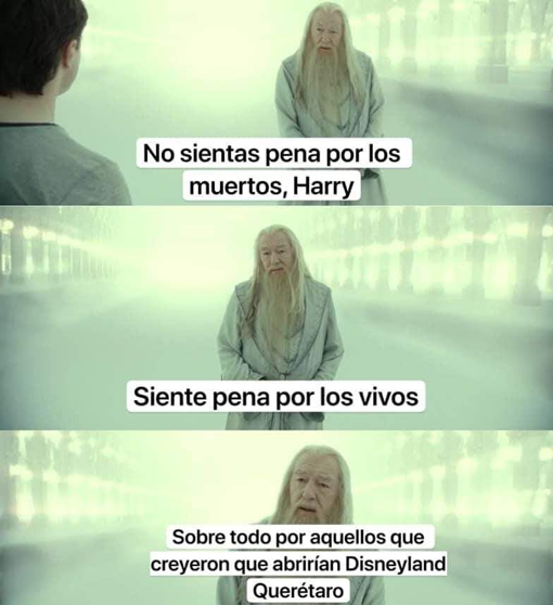 Memes de Disney en Querétaro