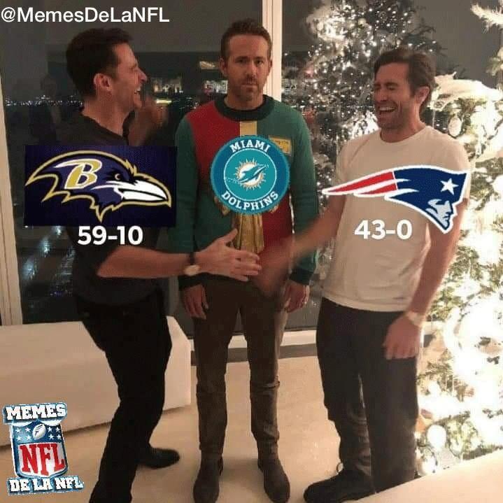 Memes de la jornada 2 de la NFL
