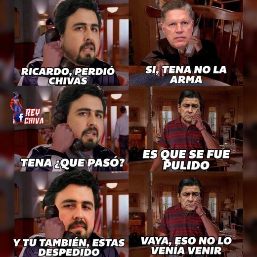 Memes de la Jornada 6 de la Liga MX
