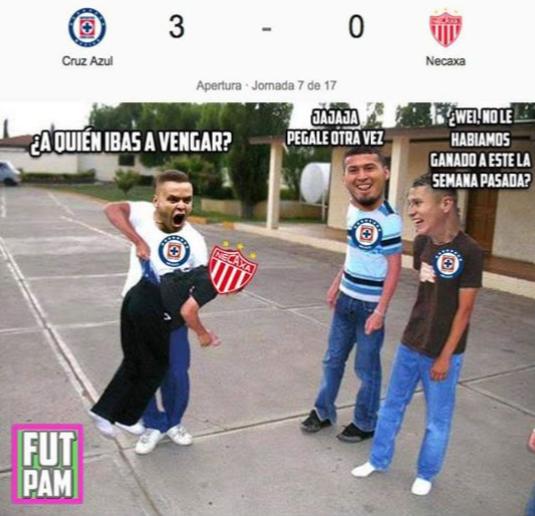 Memes de la Jornada 7 de la Liga MX